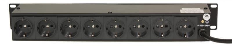 LC-806S Κονσόλα Ελέγχου Φωτισμού 8 Θέσεων   DBM Electronics