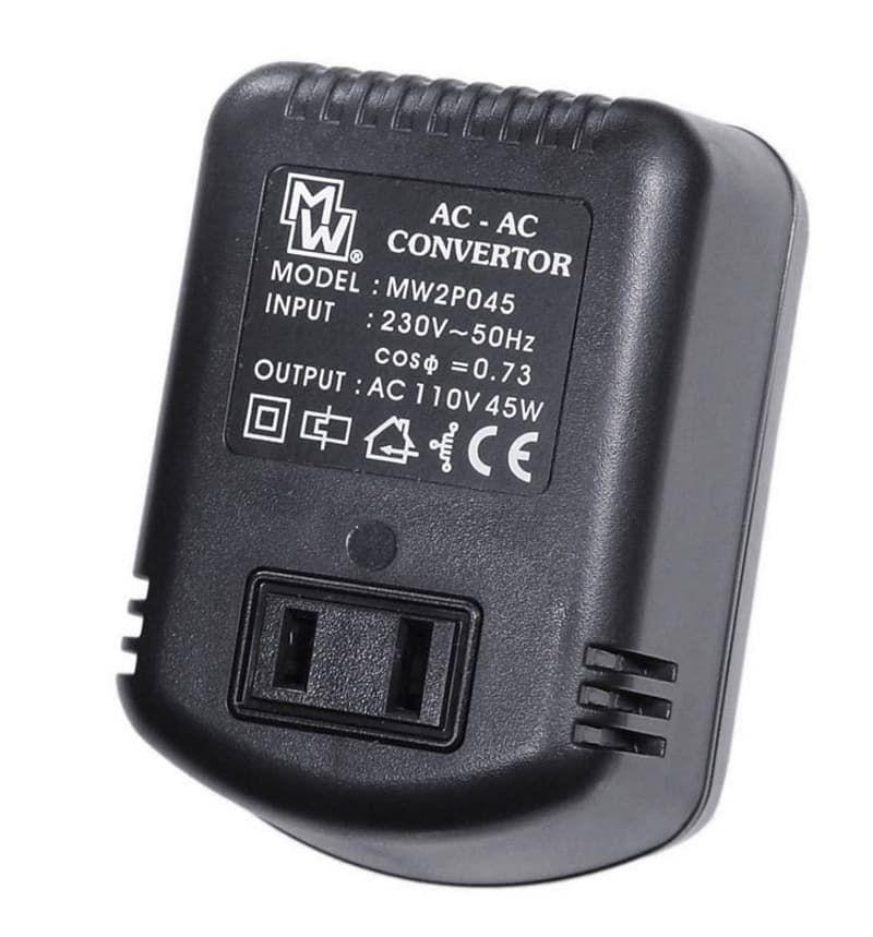 MW2P045 Μετατροπέας Τάσης Από 220VAC Σε 110VAC 45W | DBM Electronics