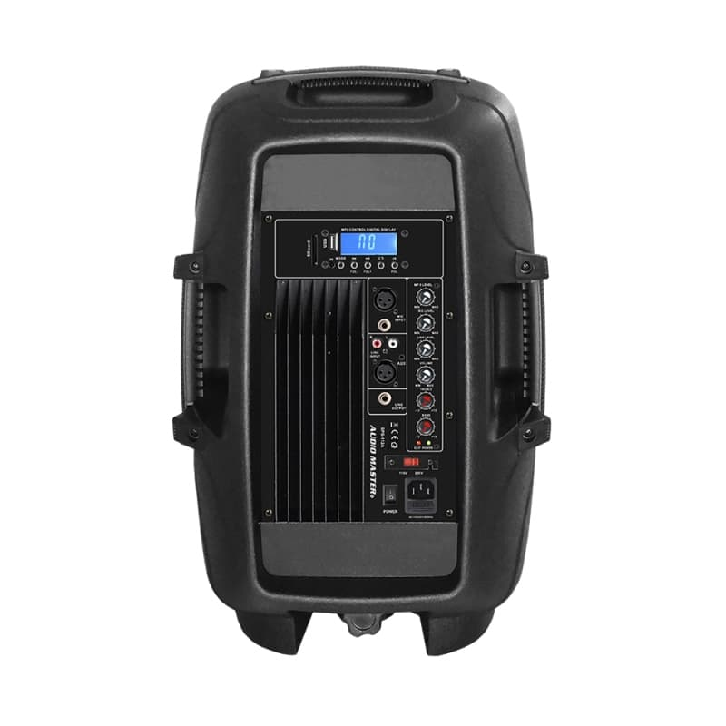 Audio Master SPS-112A Αυτοενισχυόμενο Ηχείο 2 Δρόμων Ισχύος 600W Max (Τεμάχιο) | DBM Electronics