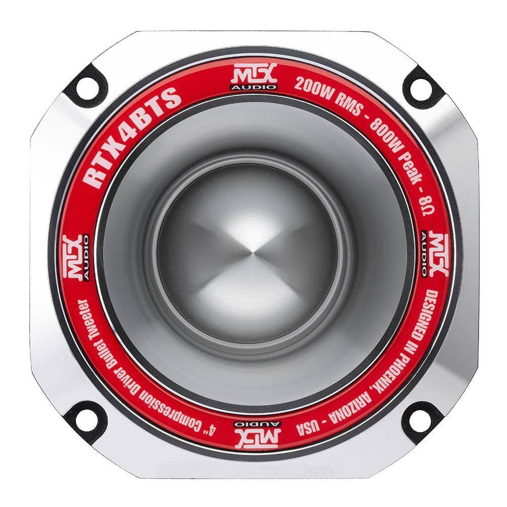 MTX RTX4BTS Tweeter Τιτανίου Τύπου Bullet Ισχύος 800Watt (Τεμάχιο) | DBM Electronics