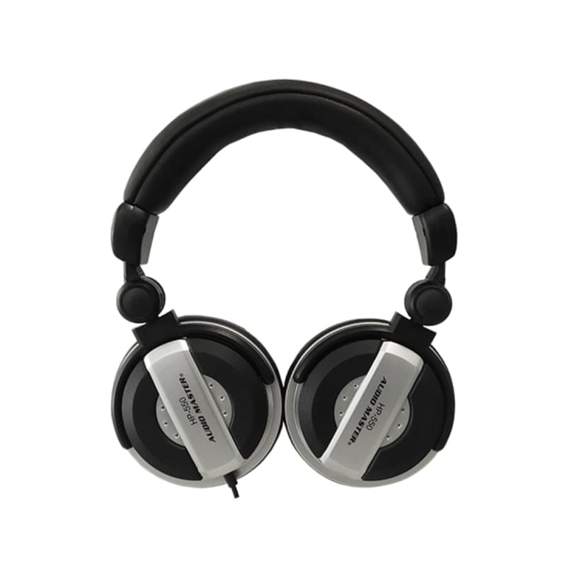 Audio Master HP-550 Επαγγελματικά Ενσύρματα Ακουστικά Για DJ, Studio & Live Εφαρμογές | DBM Electronics