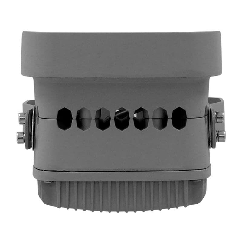 GloboStar 05016 LED Προβολέας Αρχιτεκτονικού Φωτισμού Με Ισχύς 12W Σε Φυσικό Λευκό 4500K & Αδιάβροχος | DBM Electronics