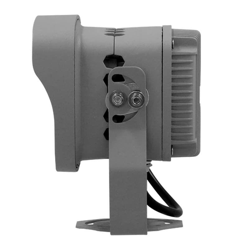 GloboStar 05017 LED Προβολέας Αρχιτεκτονικού Φωτισμού Με Ισχύς 12W Σε Θερμό Λευκό 3000K & Αδιάβροχος   DBM Electronics