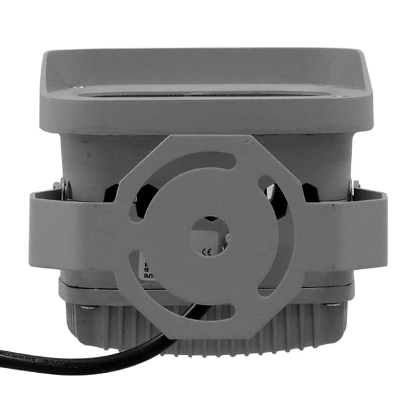 GloboStar 05018 LED Προβολέας Αρχιτεκτονικού Φωτισμού Με Ισχύς 12W Σε Ultra Θερμό Λευκό - Προτοκαλί 2200K & Αδιάβροχος   DBM Electronics