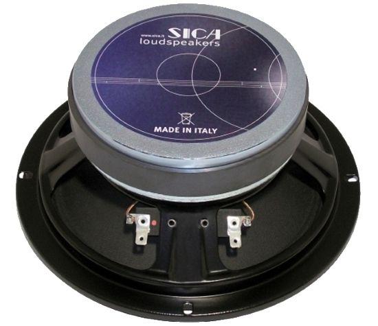 Sica Z004951 Δίκωνο Ηχείο FullRange (8''-20cm) Ισχύος 100 Watt RMS / 4Ω (Τεμάχιο) | DBM Electronics