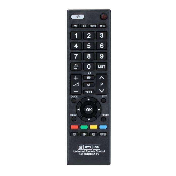 1035 Τηλεκοντρόλ Αντικατάστασης Τύπου Original Για Toshiba CT-90326LX Τηλεχειριστήρια   DBM Electronics