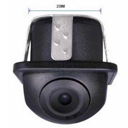 Χωνευτή Αδιάβροχη Κάμερα Οπισθοπορείας Με Τετράγωνη Βάση RC 06, Σύστημα PAL, Ανάλυση 420TVL & Γωνία 170° | DBM Electronics