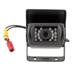 Εξωτερική Αδιάβροχη Κάμερα Οπισθοπορείας Για Φορτηγά ή Λεωφορεία RC TRUCK, Σύστημα PAL ή NTSC, Γωνία 120°, Ανάλυση 420TVL & Έξοδος RCA | DBM Electronics