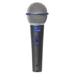 Carol SCM-5266 Επαγγελματικό Δυναμικό Μικρόφωνο Χειρός Ιδανικό Για Ομιλία ή Τραγούδι | DBM Electronics