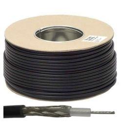Siva RG-58 Καλώδιο Ραδιοσυχνότητας Πάχους 0.9mm Και Σύνθετη Αντίσταση 50Ω (Τιμή Ανά Μέτρο) | DBM Electronics