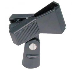 TMS015 Μανταλάκι Μικροφώνου Με Ελατήριο Για Διάφορους Τύπους Μικροφώνων | DBM Electronics