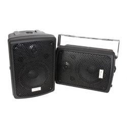 LTC Audio SK8A Ζεύγος Ενεργών Ηχείων 2 Δρόμων 8'' Ισχύος 60Watt RMS | DBM Electronics