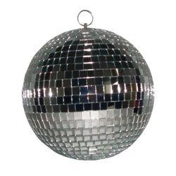 Ibiza Light MB012 Μπάλα Καθρέπτης 12'' - 30cm | DBM Electronics