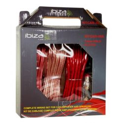 Ibiza KITCAR30A Ολοκληρωμένο Σετ Καλωδίωσης Ενισχυτή Αυτοκινήτου 30A | DBM Electronics