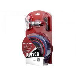 Blow AW100 Ολοκληρωμένο Σετ Καλωδίωσης Ενισχυτή Αυτοκινήτου 60A | DBM Electronics