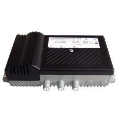 DiGiVIEW DV-714 Κεντρικός Ενισχυτής Κεραίας 3 Εισόδων & 2 Εξόδων 40dB | DBM Electronics