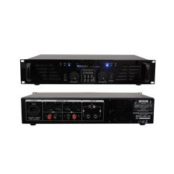 Ibiza AMP300USB-BT Τελικός Ενισχυτής Με USB Και Bluetooth,  Ισχύος 2 x 240Watt | DBM Electronics
