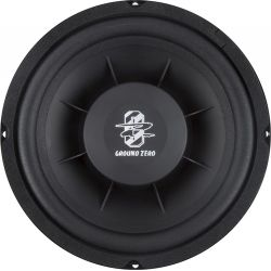 "Ground Zero GZRW 8FL Woofer 8"" Ισχύος 150Watt RMS / 2Ohm 