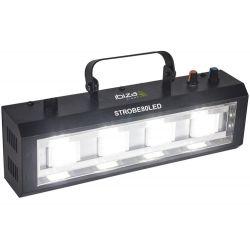 Ibiza Light STROBE80LED Φωτιστικό Strobe Με 4 LED 20Watt | DBM Electronics