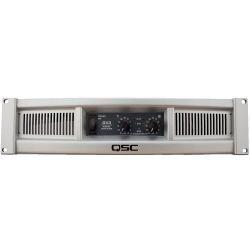 QSC GX3 Επαγγελματικός Tελικός Ενισχυτής Ήχου Ισχύος 2 x 425Watt RMS | DBM Electronics