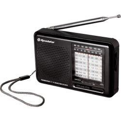 Roadstar TRA-2989 Φορητό Ραδιόφωνο Μαύρο | DBM Electronics