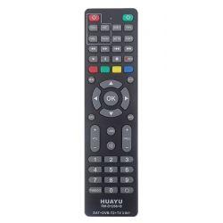 HUAYU RM-D1266+B Προγραμματιζόμενο Τηλεχειριστήριο Για Ψηφιακούς Δέκτες DVB | DBM Electronics