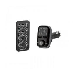 Peiying URZ0465 Αναμεταδότης FM (FM Transmitter) Με Bluetooth Και Θύρες USB | DBM Electronics