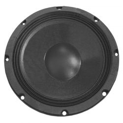 Woofer 8'' Σκληρής Ανάρτησης Ιδανικό Για Επαγγελματικά Ηχεία Ισχύος 100Watt RMS Στα 8Ω, Audio Master FB0803H (Τεμάχιο) | DBM Electronics