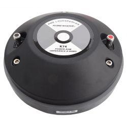 Επαγγελματικό Compression Driver 2.93'' Ισχύος 160Watt/110dB Στα 8Ohm, Audio Master K-74 (Τεμάχιο) | DBM Electronics