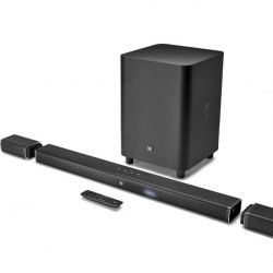 JBL BAR 5.1 Soundbar Home Cinema 5.1 Surround Με Ισχύ 510W Με Bluetooth Και HDMI | DBM Electronics