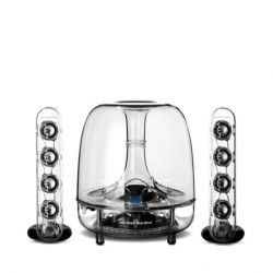 Harman Kardon Soundsticks Wireless Ασύρματο Σύστημα Ηχείων Bluetooth | DBM Electronics