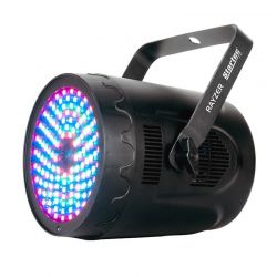 ADJ Rayzer Επαγγελματικό Φωτιστικό Laser Με 26 Κανάλια DMX, Laser 3 Χρωμάτων Και 126 RGB LEDs | DBM Electronics