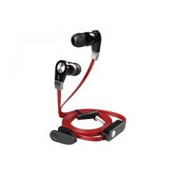 Blow B-11 Ενσύρματα Ακουστικά In-Ear Με Πλήκτρο Ελέγχου Και Μικρόφωνο, Χρώμα Κόκκινο | DBM Electronics