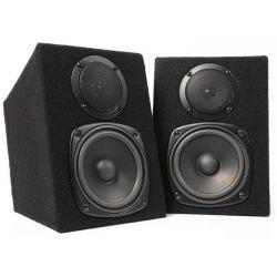 "FENTON 170.172 Ζεύγος Παθητικά DJ Monitor ηχεία 4"" Ιντσών Με Ισχύ 100 Watt Max | DBM Electronics"