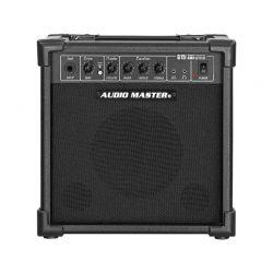 "Audio Master G15 Ενισχυτής Ηλεκτρικής Κιθάρας Με Woofer 6.5"", Ισχύος 15W RMS | DBM Electronics"