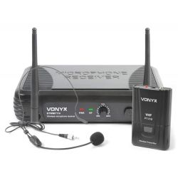 VONYX STWM711H Ασύρματο Μικρόφωνο Κεφαλής VHF | DBM Electronics