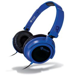 Meliconi MySound Speak Smart Fluo Στερεοφωνικά Ενσύρματα Aκουστικά Με Μικρόφωνο Σε Μπλε Χρώμα | DBM Electronics