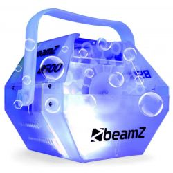 BEAMZ B500LED Μεσαία Μηχανή Για Φυσαλίδες Με RGB LED | DBM Electronics