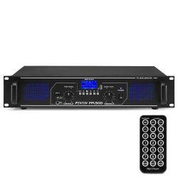 FENTON FPL500 Ψηφιακός Ενισχυτής Ισχύος 2x 200 Watt Max / 8 Ohm Με USB / SD / Bluetooth | DBM Electronics