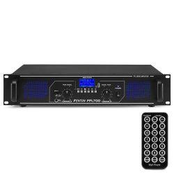 FENTON FPL700 Ψηφιακός Ενισχυτής Ισχύος 2x 250 Watt Max / 8 Ohm Με USB / SD / Bluetooth | DBM Electronics