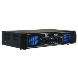 SKYTEC SPL-500 EQ Τελικός Ημι-επαγγελματικός Ενισχυτής 2x200 Watt Max / 8 Ohm Με Ισοσταθμιστή | DBM Electronics