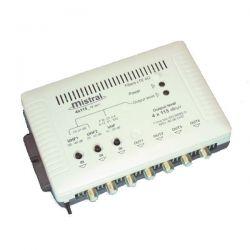 Mistral 4x115 Μεγάλος Ενισχυτής Κεντρικής Κεραίας | DBM Electronics