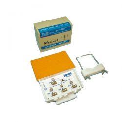 Mistral Mix UUV 0202 Μίκτης κεραιών με ακροδέκτες σύνδεσης | DBM Electronics
