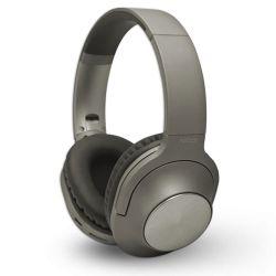 NOD PLAYLIST GREY Ασύρματα Ακουστικά Bluetooth Με Μικρόφωνο Σε Γκρι Χρώμα | DBM Electronics