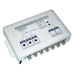 Mistral 2x112 Ενισχυτής Κεντρικής Κεραίας 2 Εξόδων Με Φίλτρο 4G | DBM Electronics