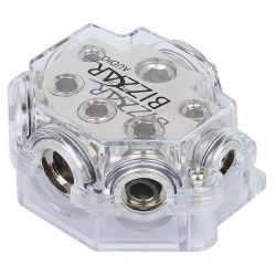 Bizzar BDB02 Διανομέας Καλωδίων Ρεύματος - Γείωσης | DBM Electronics