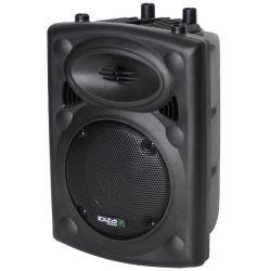 "Ibiza SLK12A-USB Αυτοενισχυόμενο Ηχείο 12"", Ισχύος 700Watt Max, Με Ενσωματωμένο MP3 Player, Bluetooth Και Είσοδο USB-SD (Τεμάχιο) | DBM Electronics"