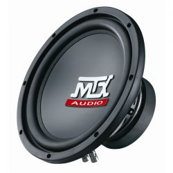 MTX RoadThunder RT12-04 12'' Subwoofer Ισχύος 250Watt RMS (SVC 4 ohm) | DBM Electronics