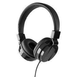 VONYX VH120 Ρυθμιζόμενα Ακουστικά Κεφαλής Για Studio Και Μουσική Με Καλώδιο 1,2m. | DBM Electronics
