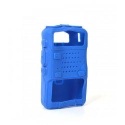CASE-UV-5R-B Προστατευτική Θήκη Για VHF/UHF Baofeng, Σε Mπλε Χρώμα | DBM Electronics